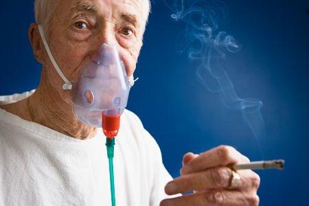Можно ли курить при бронхите