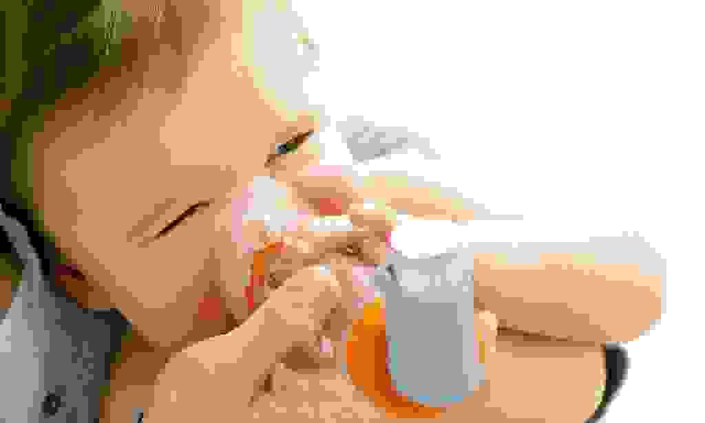 Развития астмы у ребенка