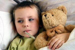 Температура при пневмонии у детей
