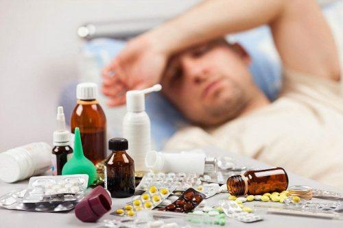 Много лекарств