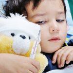 Признаки пневмонии у ребёнка 3 лет