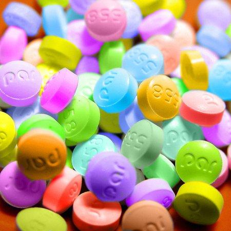 Таблетки от кашля