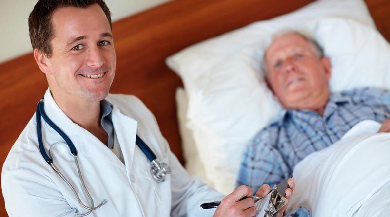врач, пациент