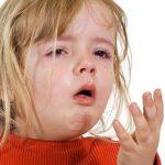 Сухой кашель у ребёнка чем лечить