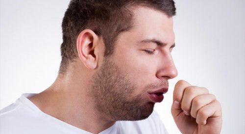 Формирование кашлевого рефлекса