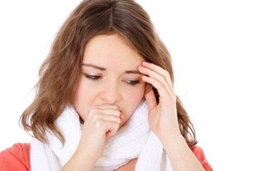 Остаточный кашель после простуды