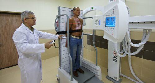 Рентген, пациент, рентгенолог