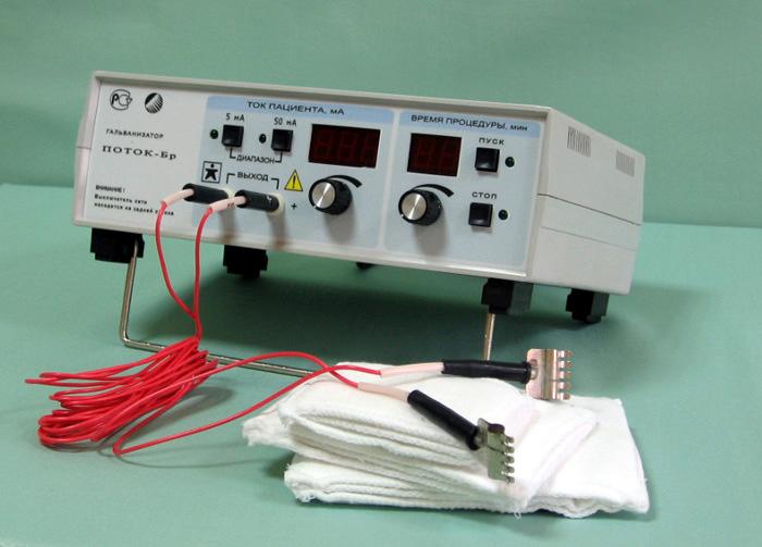 Аппарат электрофорез в домашних условиях купить