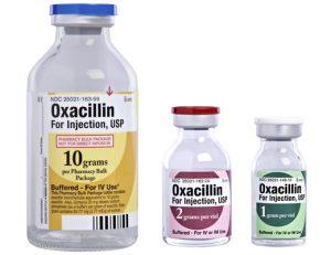 Оксацилин