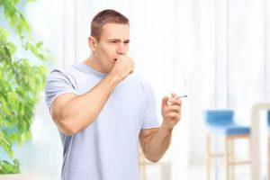 Кашель, курение