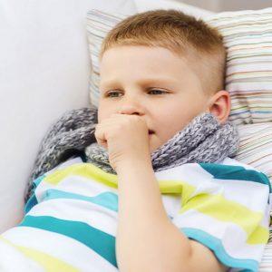 Ребенок, кашель