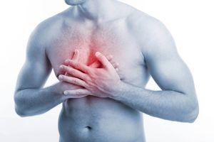 Боль в грудине
