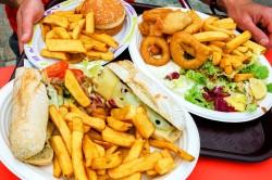 Неправильное питание - причина отита