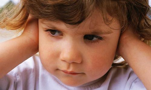 Проблема среднего отита у детей