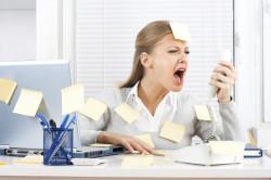 Стресс - причина нейросенсорной тугоухости