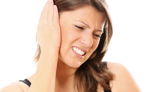 Проблема боли в ухе