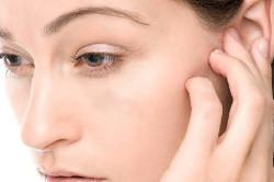 Заложенность уха при тубоотите