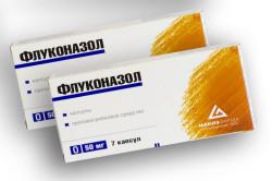 Флуконазол для лечения грибка