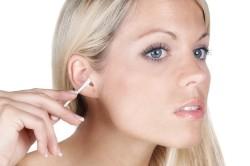 Очищение ушей - профилактика отита