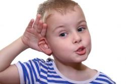Нарушение слуха у детей при неправильном лечении отита