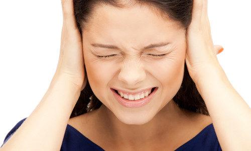 Шум и свист в ушах