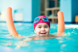 Плавание - причина отита