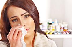 Простуда - причина заложенности уха