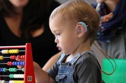 Слуховой аппарат для детей