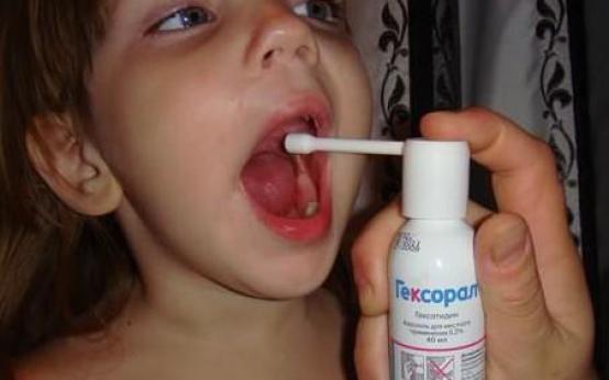Самые популярные спреи от кашля для взрослых и детей