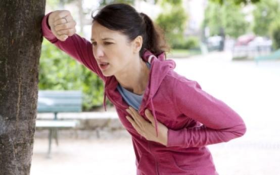 Типы одышки при бронхиальной астме и способы борьбы с ней