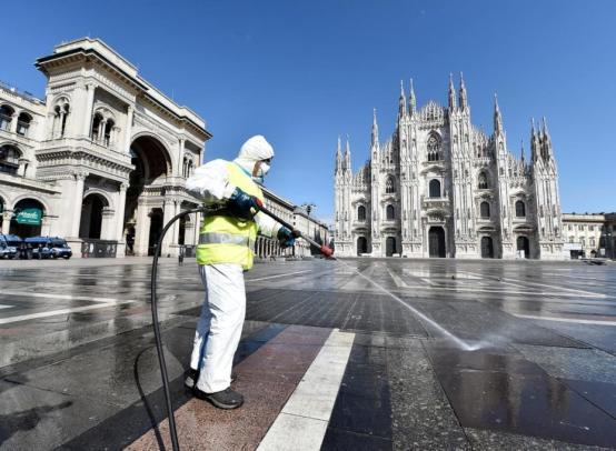 Смертность COVID-19: почему в Италии она в несколько раз выше, чем в Германии?