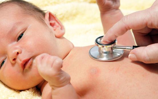 Что нужно знать о пневмонии у новорожденных после кесарево
