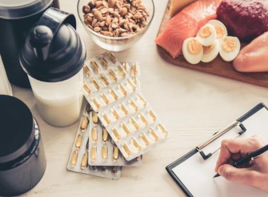 Польза спортивного питания для физических тренировок