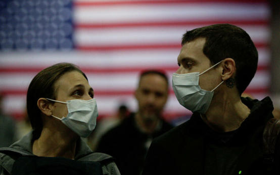 Почти 1,000,000 американцев заражены коронавирусом, Франция готовится ко второй волне
