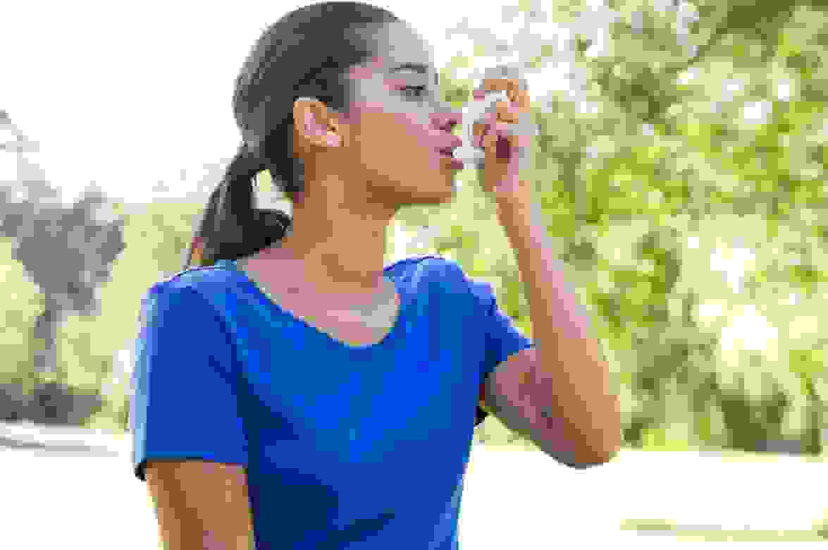 Спорт при астме