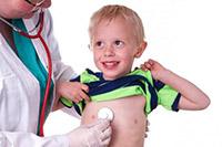Ребенок, врач