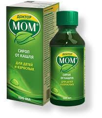 Доктор Мом сироп от кашля