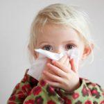 Частый сухой кашель у ребёнка