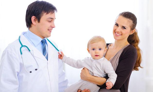 ребенок, мама, врач