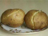 Картофель вареный