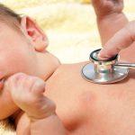Пневмония у новорожденных после кесарево