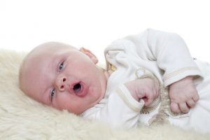 Ребенок, тяжелое дыхание