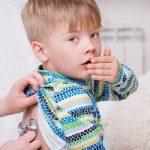 редкий сухой кашель у ребенка