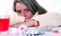 Девушка и лекарства