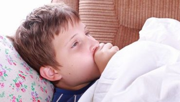 Остаточный кашель