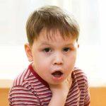 Хриплый кашель у ребёнка без температуры