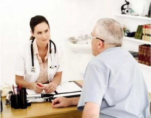 Прием, врач, пациент