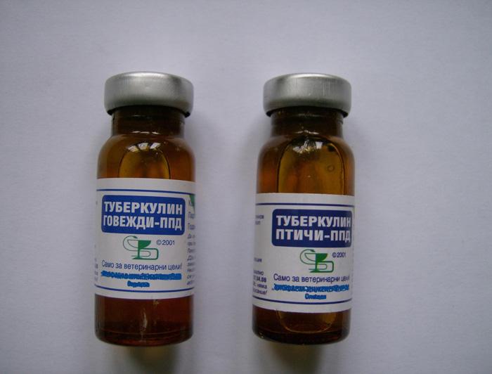 Лекарство туберкулин