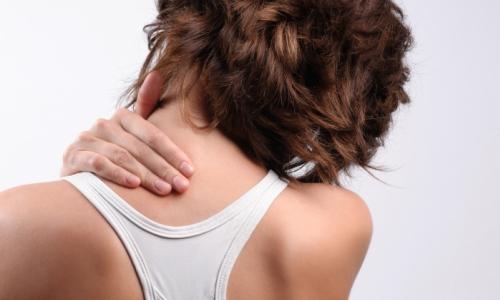 Проблемы с мышцами шеи