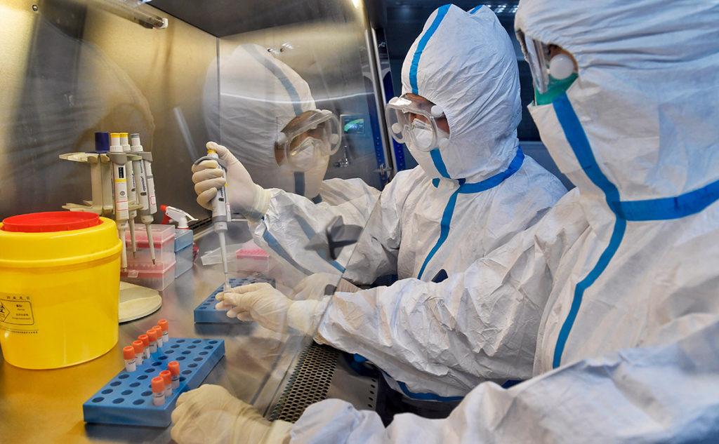 Коронавирус: данные, статистика и новости на 31 марта